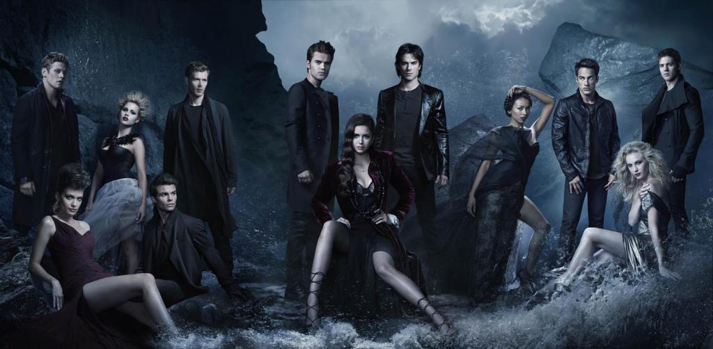 actors vampire diaries