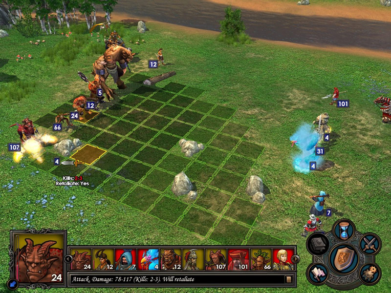 cheats and codes for & quot; Heroes 5 & quot;