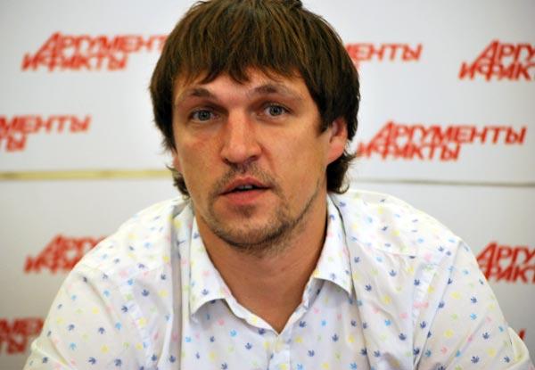 актер дмитрий орлов