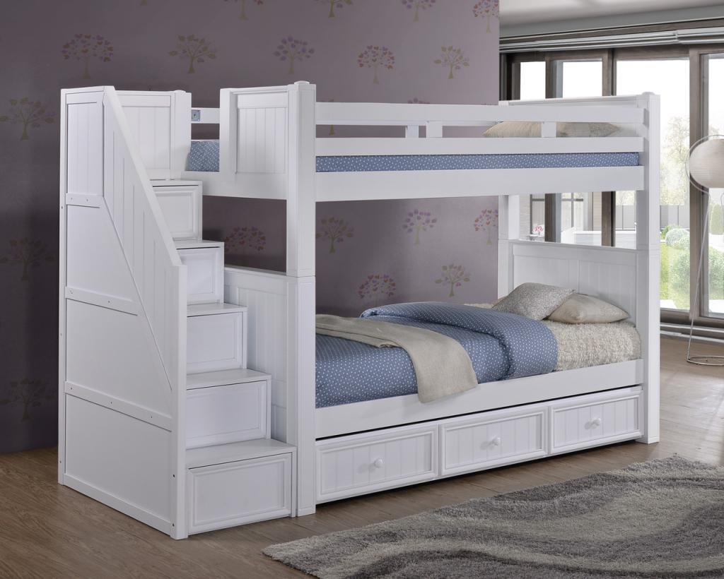 вам, добра, белая двухъярусная кровать фото горные