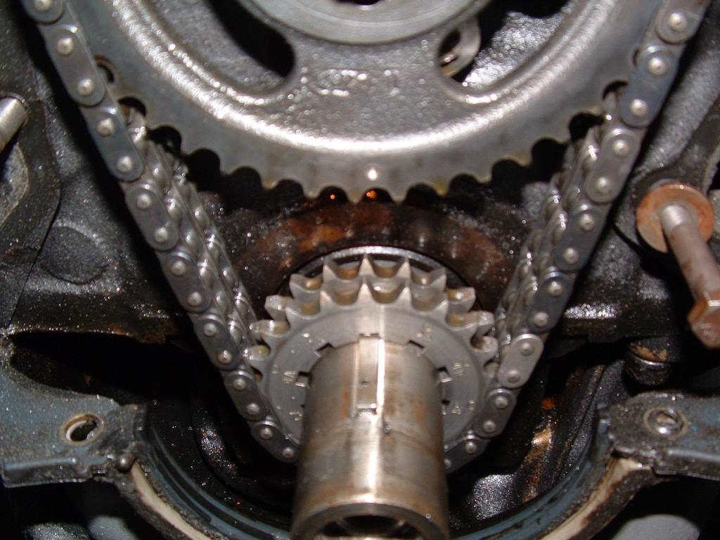 when to change timing chain