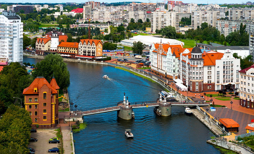 hotels of Kaliningrad