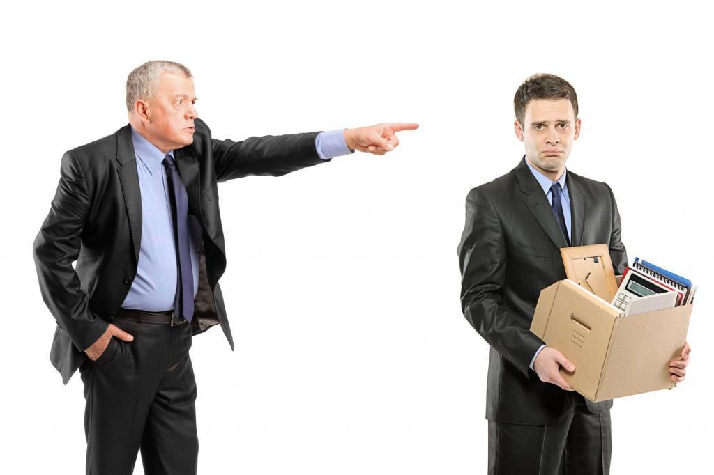 дисциплинарное взыскание в виде выговора