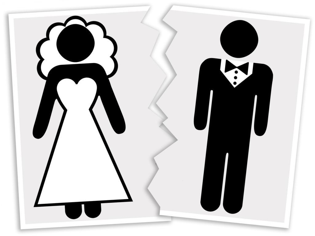 ЗАГС развод госпошлина