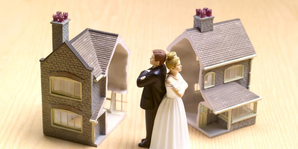 госпошлина за развод через ЗАГС