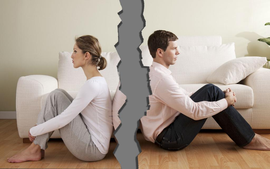 госпошлина на развод с 1 января