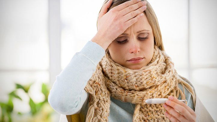 flu-free symptoms how to treat