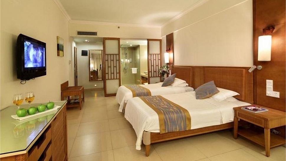 number fund liking resort sanya
