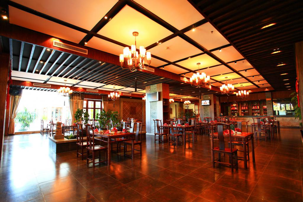 restaurant in liking resort sanya