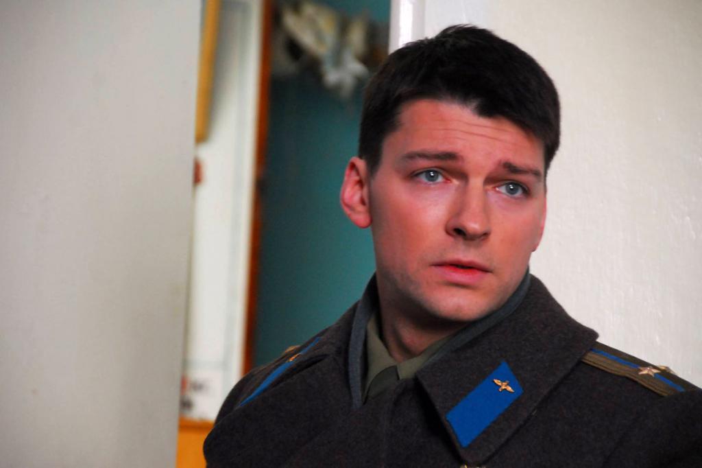 Actor Daniel Strakhov