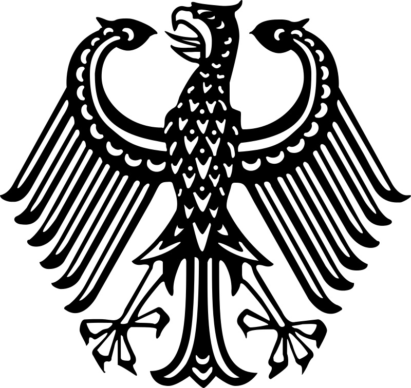 Small coat of arms of Germany