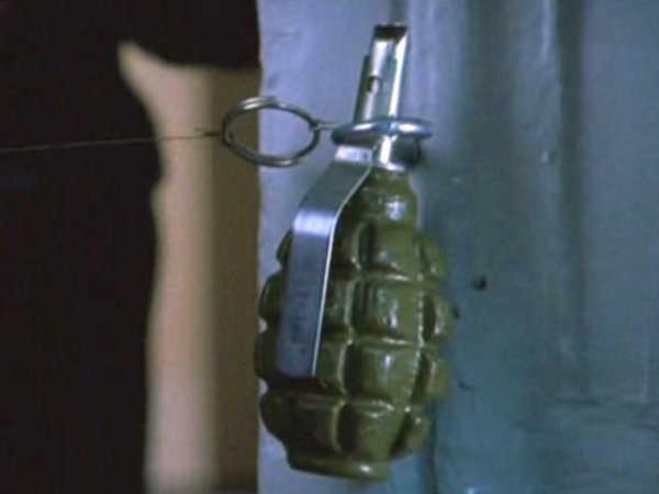 technical characteristics of grenades f 1