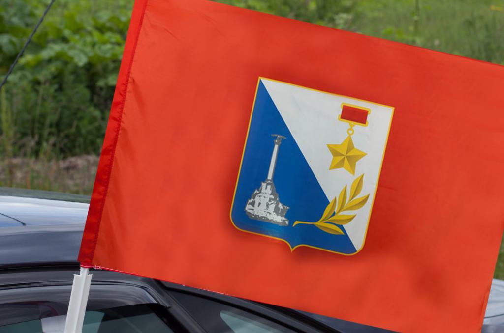 Дмитрий Овсянников подписал указ о гербе и флаге Севастополя