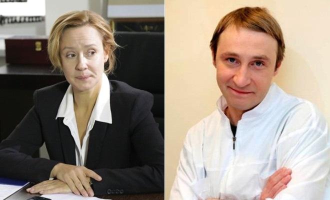 Eugene Dmitrieva and Andrei Kayk
