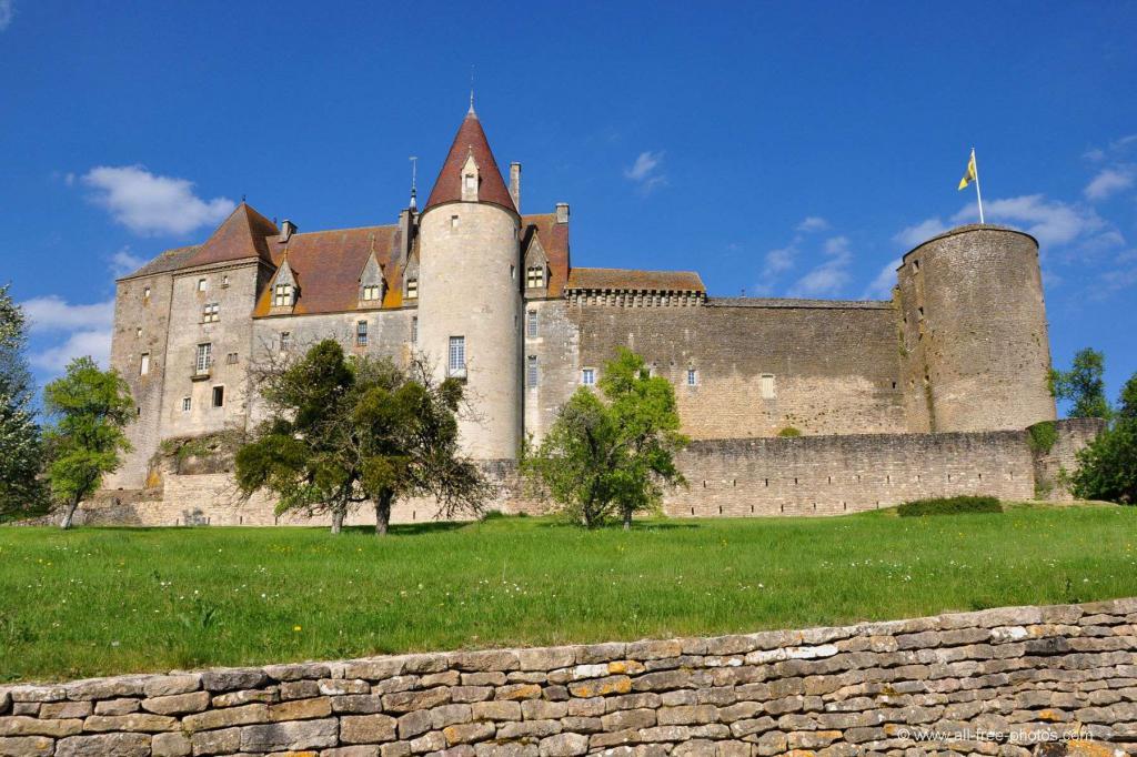 Châteauneuf Castle