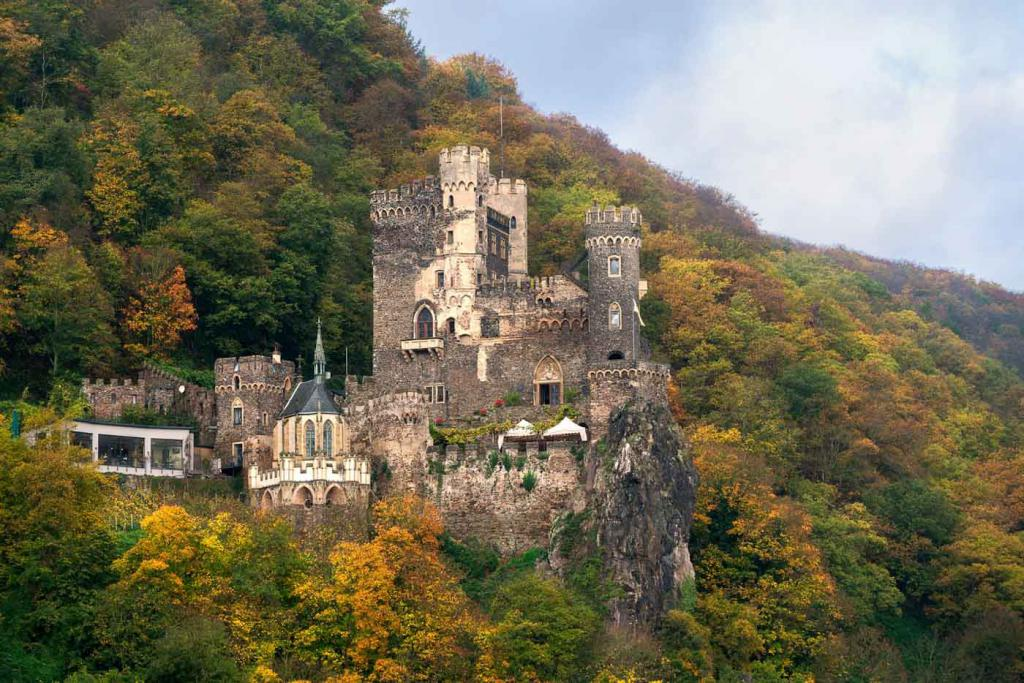 Reinstein castle