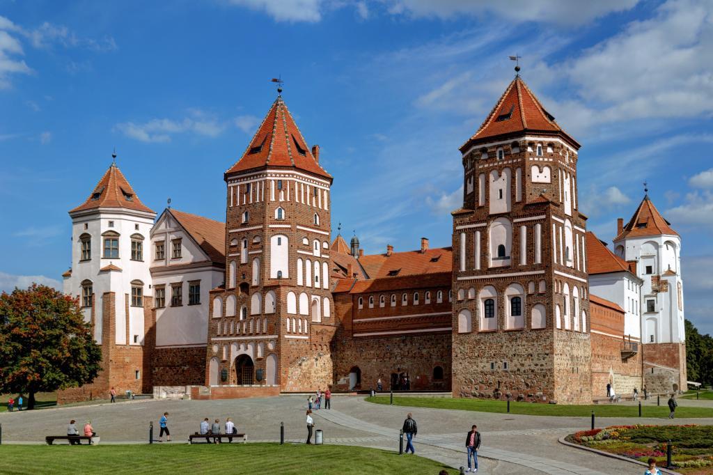 Mir Castle (Belarus)