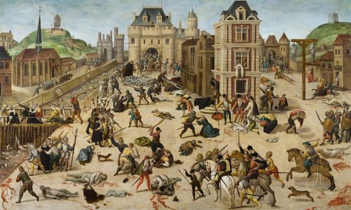 City in revolt