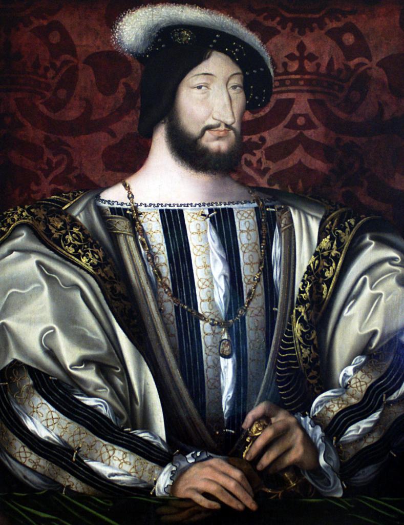 King of France Francois I