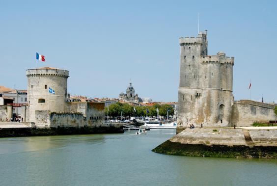 Fortress La Rochelle