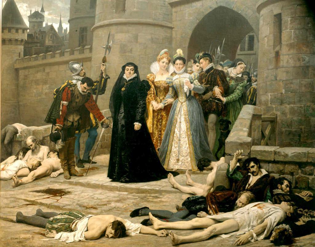 Queen Maria Medici