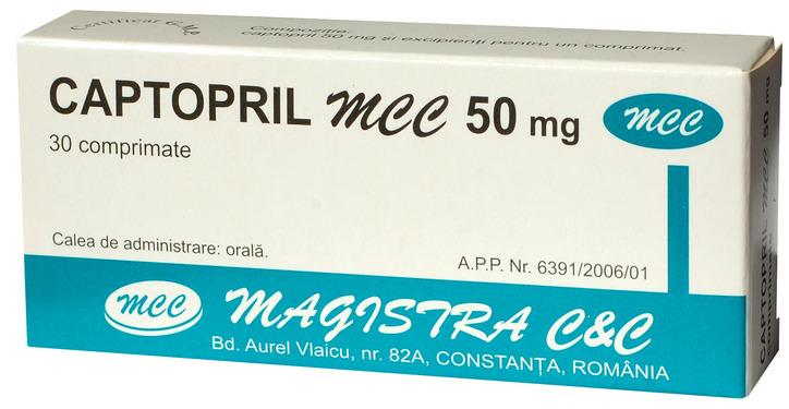 drug captopril