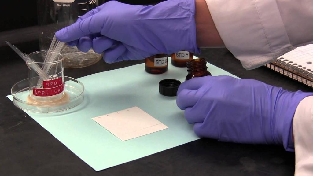 chromatographic analysis