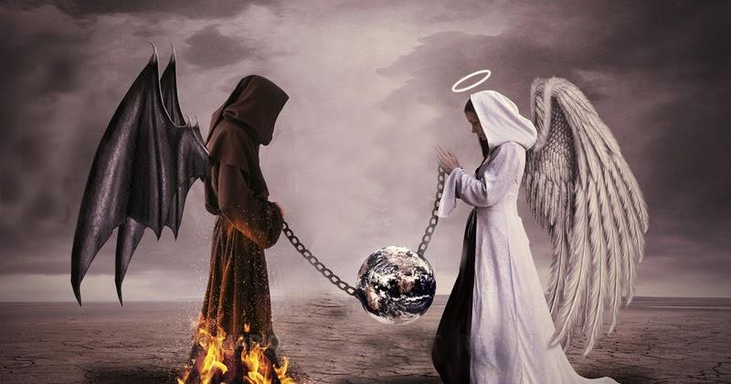 борьба добра и зла на планете