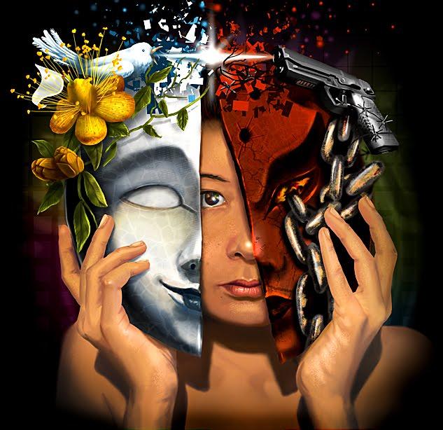 двойственная природа человека