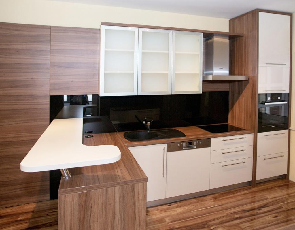 природные мотивы в современном дизайне кухни