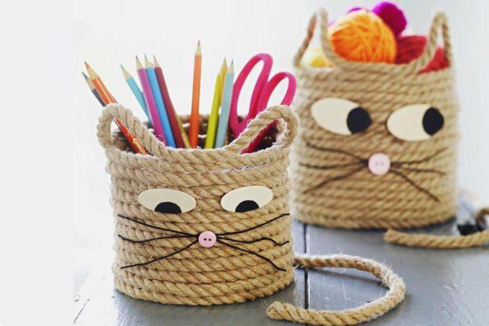 sisal rope crafts