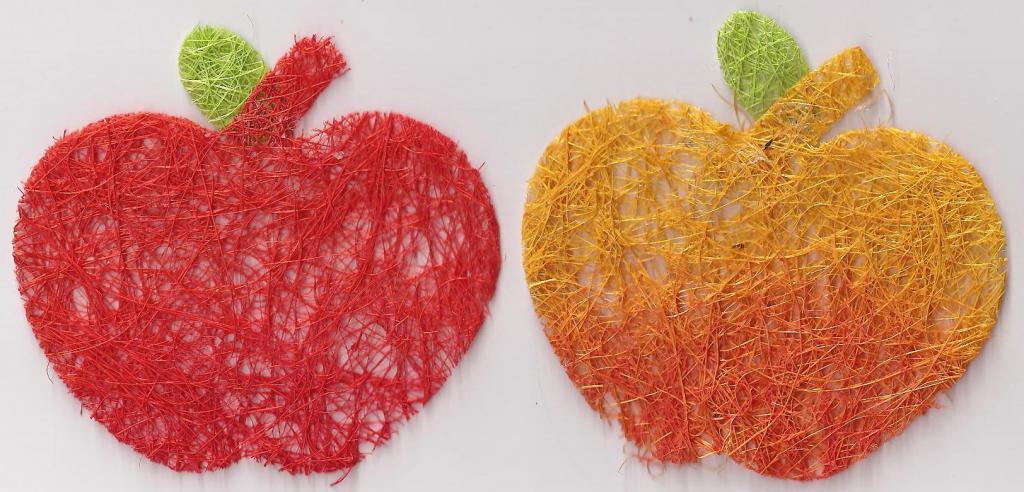 sisal apples