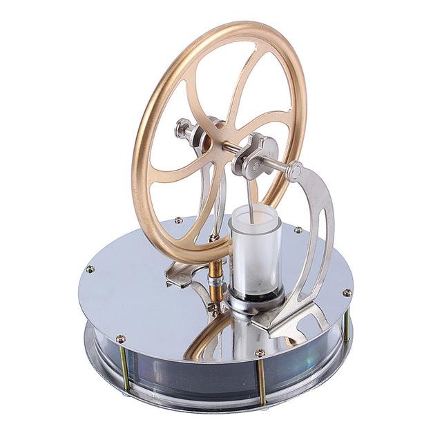 Двигатель с ротором