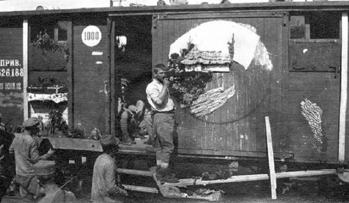 mutiny of the Czechoslovak Corps