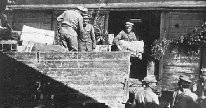 the uprising of the Czechoslovak Corps May 1918