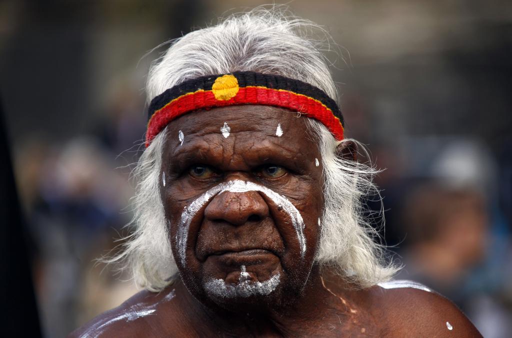 Aboriginal people retain their identity