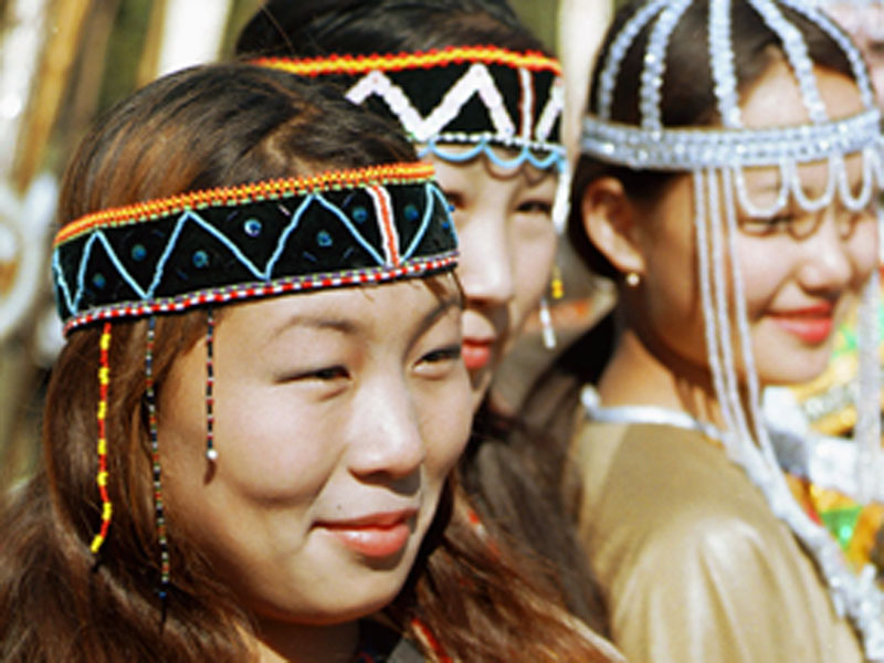 About 500 thousand Aborigines in Russia