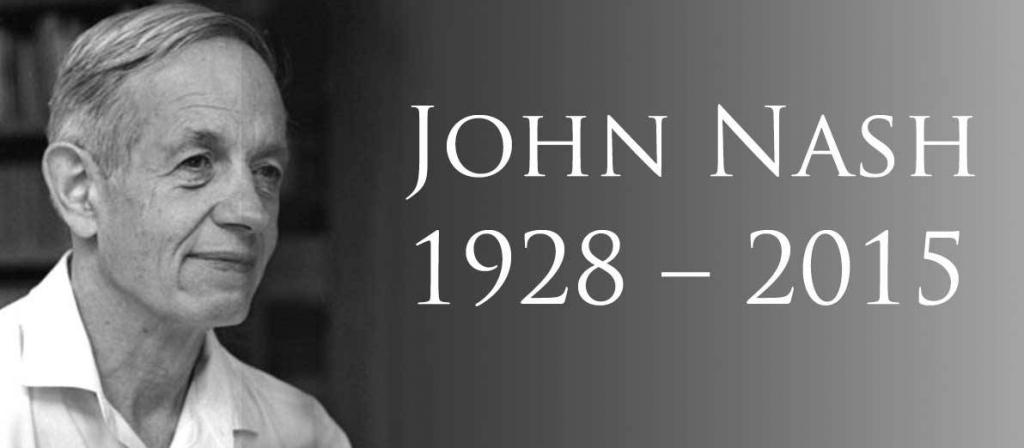 years of life john nash