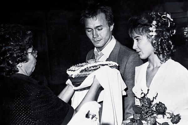 Wedding of Andrey Panin and Tatiana Frantsuzova
