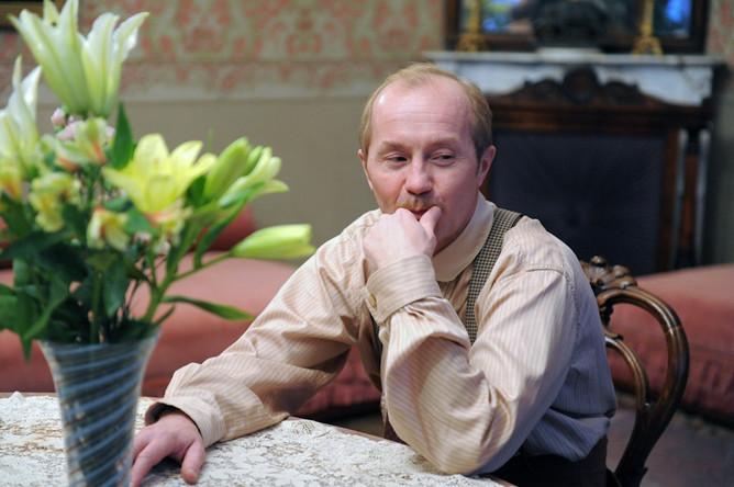 Andrey Panin in the cinema