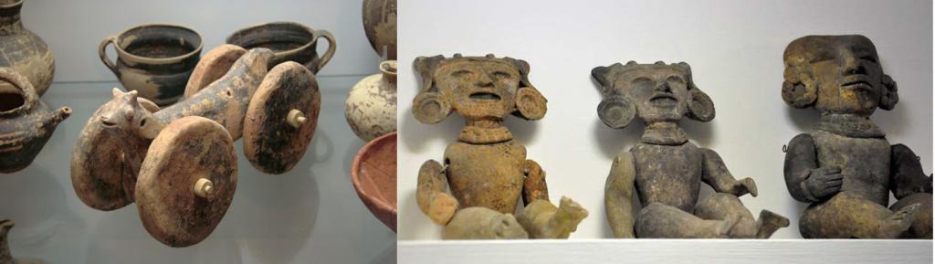 Древние игрушки