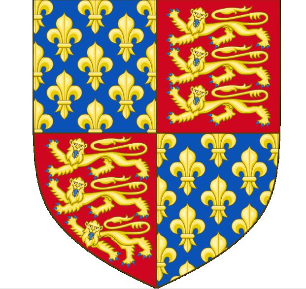Old England coat of arms