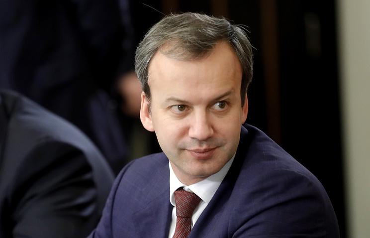Дворкович в правительстве