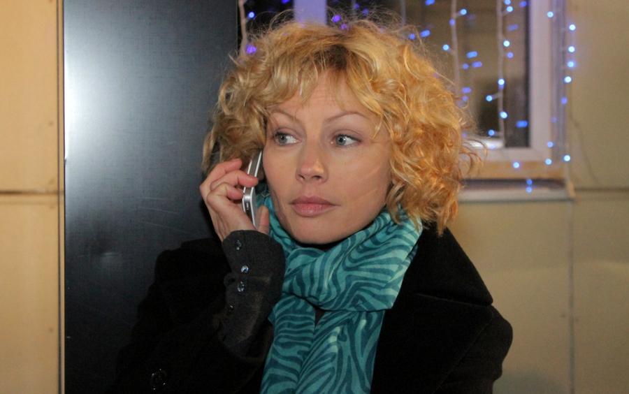 Алена Бабенко в кино