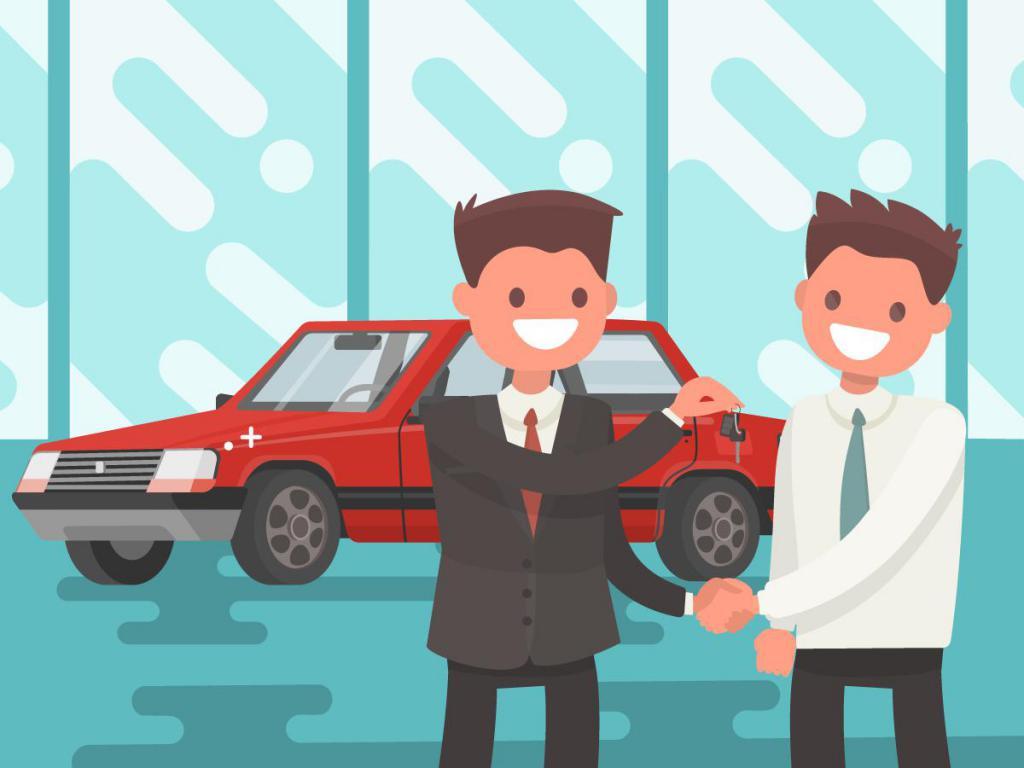 car leasing agreement
