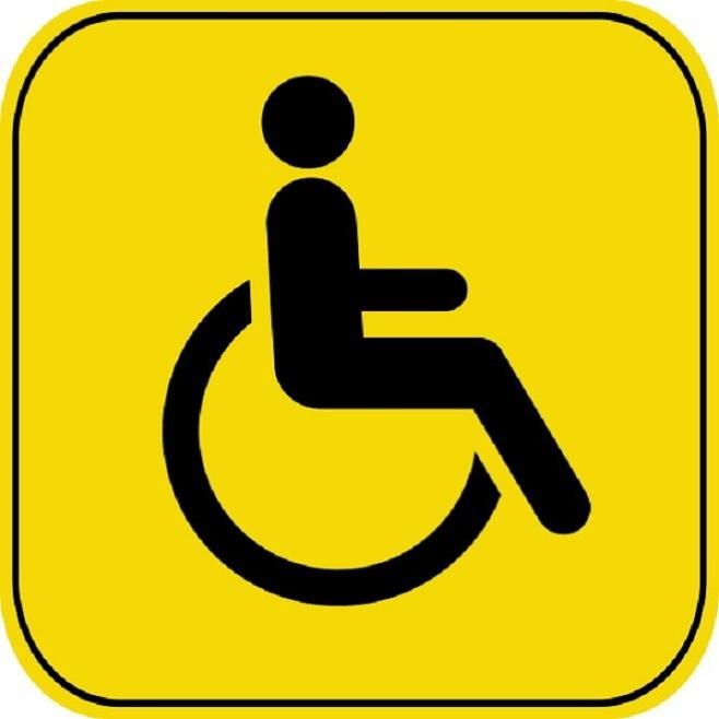Действие знака {amp}quot;Стоянка для инвалидов{amp}quot;
