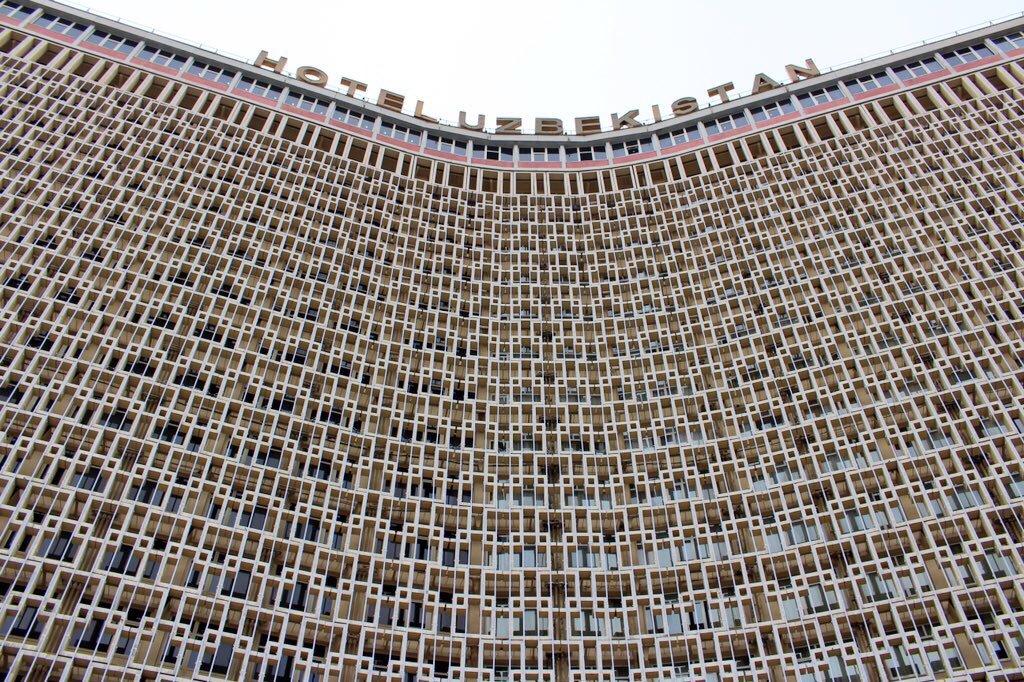 Tashkent architecture