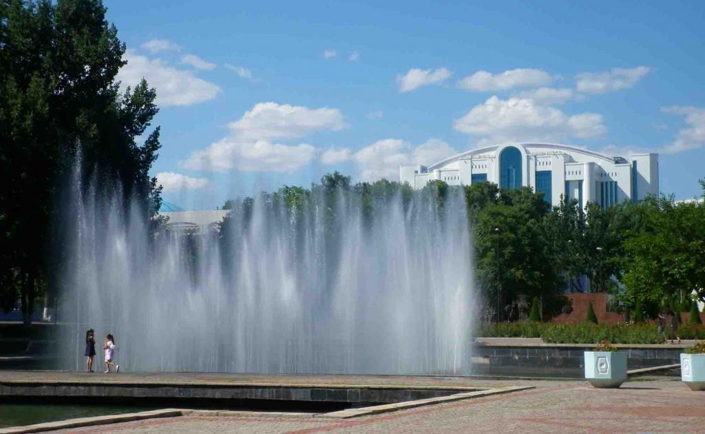 Fountains of Tashkent