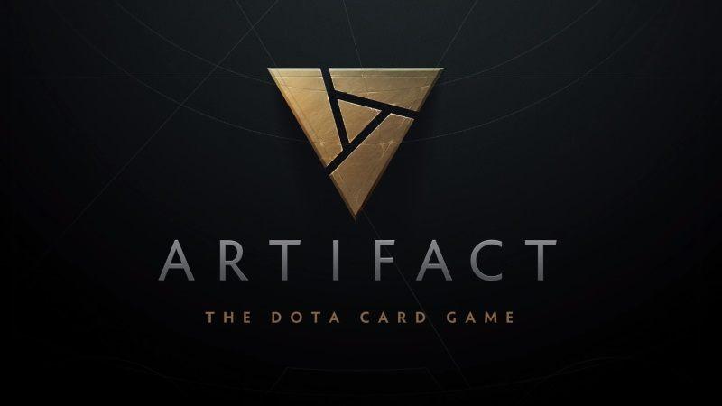 & quot; DotA 2: Artifact & quot; card game