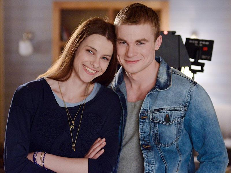 Nastya and Igor